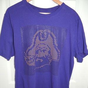 Men's Adidas Large ECU Pirates T-shirt- Large